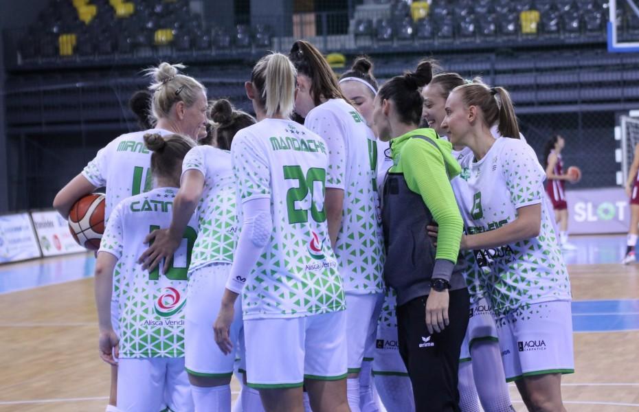 Sepsi SIC obține un nou succes la scor în grupa Est din LNBF