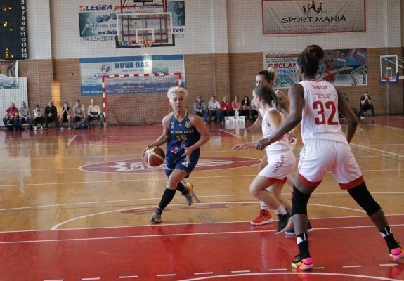 CSM Satu Mare și FCC Baschet Arad încep campionatul la fel ca anul trecut, pe terenul vicecampioanei