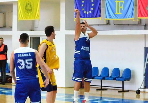 Liga 1 Masculin. Alex Neguț a reușit un triple-double pentru CSM Ploiești