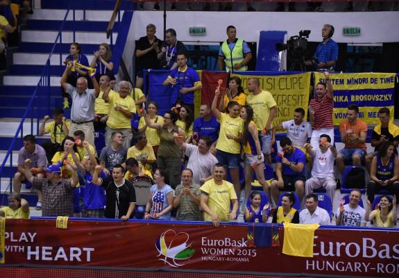 S-au pus în vânzare biletele pentru meciul României cu Danemarca din calificările Women's EuroBasket 2021