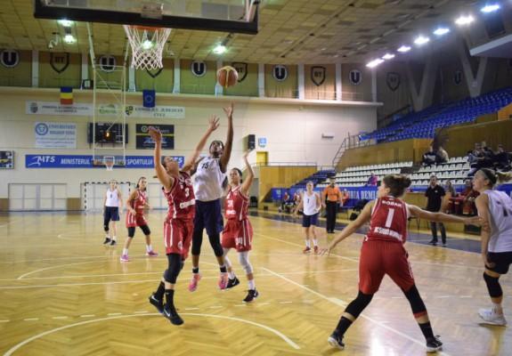 Universitatea Cluj învinge pe terenul Rapidului după un joc echilibrat în manșa tur din cupă