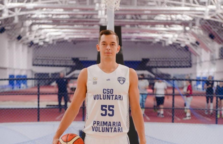 Andrija Simovic se desparte de CSO Voluntari