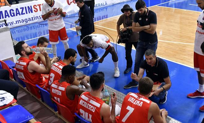 CSM Oradea se impune în duelul cu Dinamo de pe teren propriu