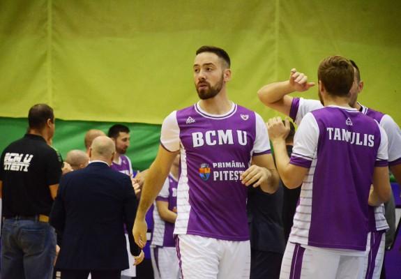 Bozhidar Avramov, debut încurajator pentru BCM U Pitești