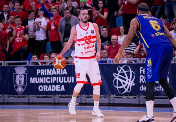 Muhamed Pasalic, buzzer-beater în ultima victorie a lui Panionios