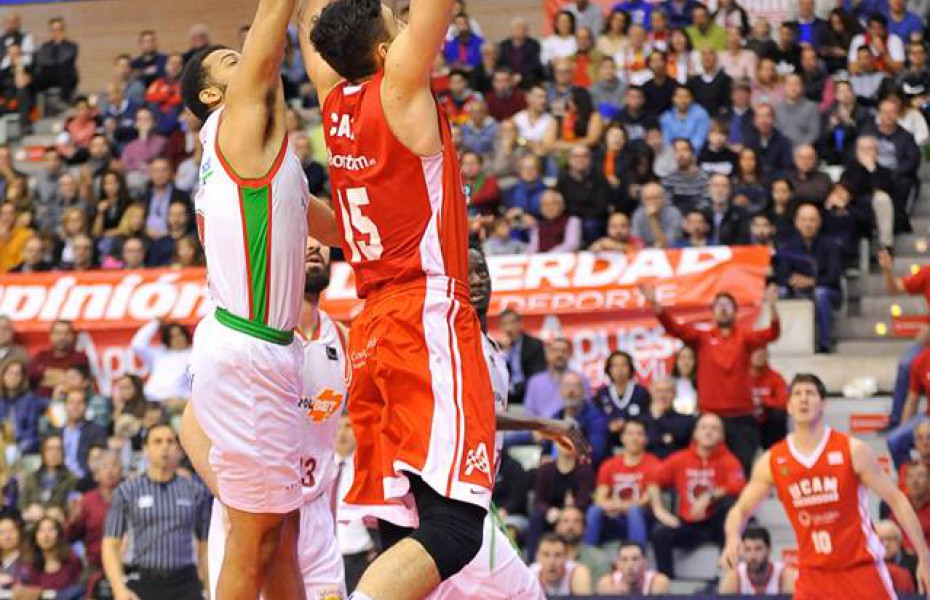 UCAM Murcia pierde la limită