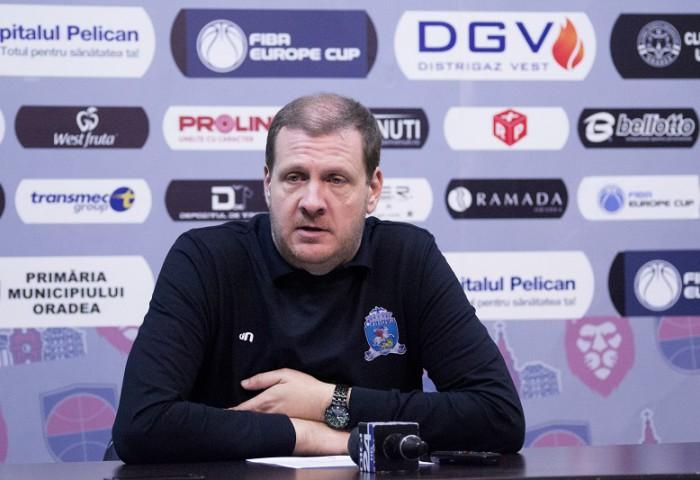 """Aco Todorov: """"Am crezut că vom veni și vom avea un joc ușor, mai ales că am câștigat șapte din ultimele opt meciuri"""""""