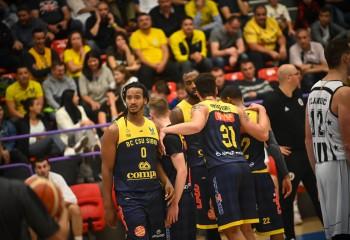 LNBM MVP – Etapa 2, Grupa A: Randal Falker