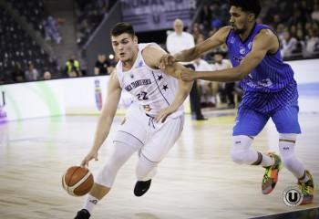 Ștefan Grasu și Aurelian Gavriloaia, elogiați de site-ul FIBA Europe Cup