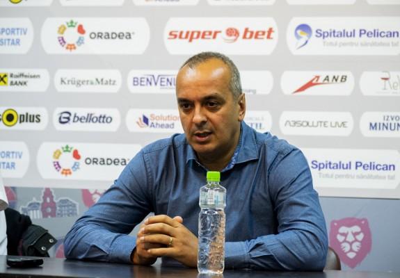 Șerban Sere, reacție dură la adresa arbitrului Marius Ciulin