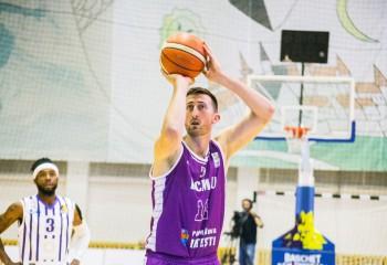 Danilo Tasic, prestație de excepție în partida contra SCM U Craiova