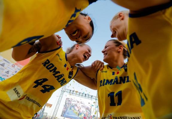 România a obținut calificarea directă la Jocurile Olimpice în întrecerea feminină de 3x3