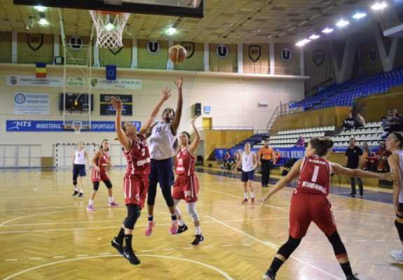 Universitatea Cluj-Napoca învinge pe FCC ICIM Arad