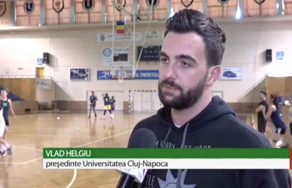 """Vlad Helgiu: """"Doar în astfel de meciuri jucătoarele autohtone pot prinde încredere și crește valoric"""""""