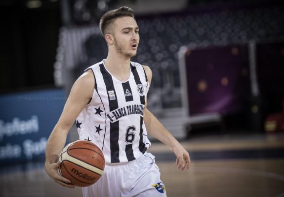 """Andrei Mureșan s-a retras din baschet: """"Cred că această decizie este una benefică în ceea ce privește viitorul meu"""""""