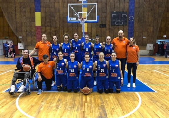 CSM Târgoviște câștigă restanța cu CSM Alexandria și trece pe primul loc în grupa Est