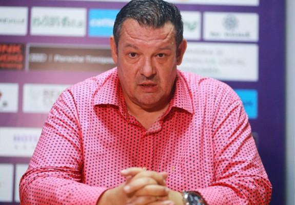"""Dragan Petricevic: """"Am încercat să jucăm aici un baschet bun, cred că în cele mai multe momente am reușit"""""""
