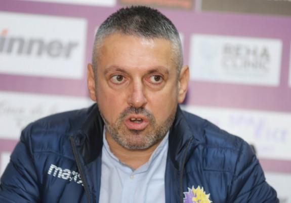 """Ilie Trițoiu, acuze la adresa arbitrului Dragoș Nicolae: """"Tot timpul când reveneam la două-trei puncte venea cu o decizie nefavorabilă"""""""