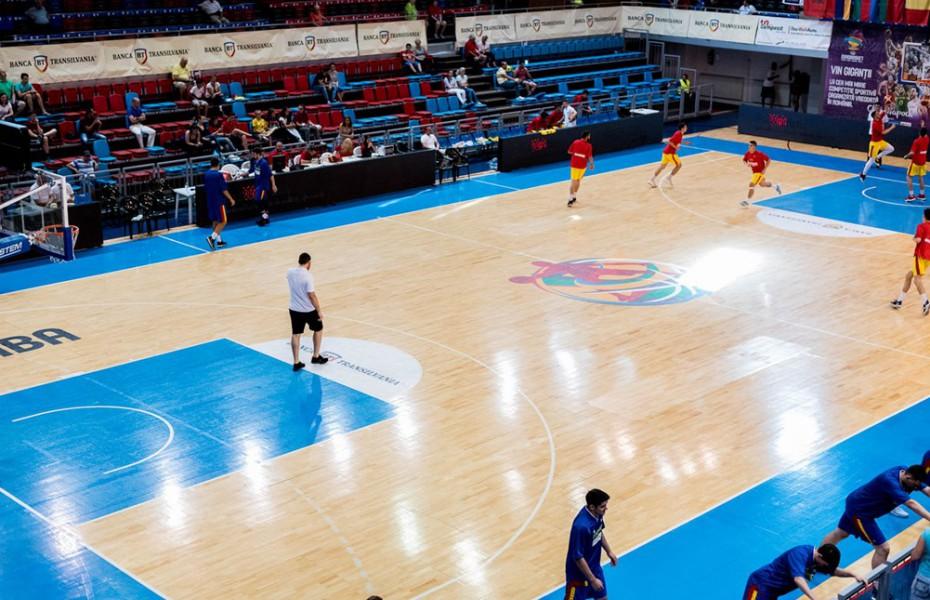 Oradea vă găzdui încă o dată Campionatul European U18 masculin, Divizia B