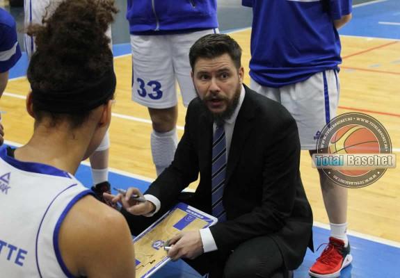 Manuel Rodriguez este noul antrenor de la FCC Baschet Arad