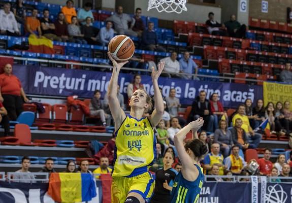 """Gabriela Mărginean: """"Mă bucur că este acasă primul meci. Sper să începem cu dreptul"""""""