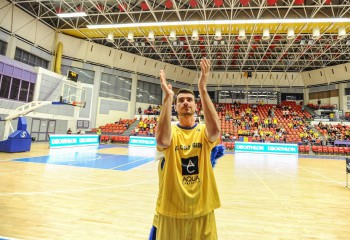 Radu Paliciuc se întoarce la CSU Sibiu
