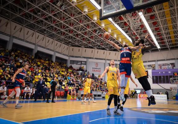 CSM CSU Oradea se califică în faza a doua a grupelor FIBA Europe Cup după a 4-a victorie consecutivă