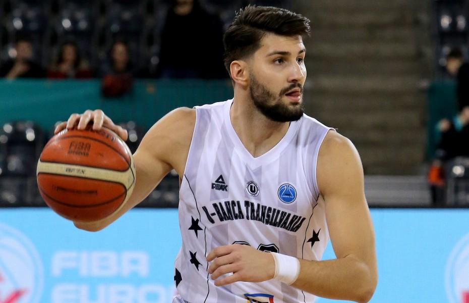 Nandor Kuti a debutat în sezonul 2019/2020 împotriva celor de la Sodertalje