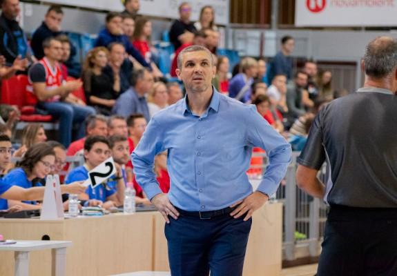 """Cristian Achim: """"Trebuie să felicit echipa gazdă pentru modul în care se luptă"""""""