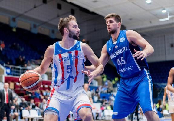 Dave Dudzinski, prestație de excepție în Basketball Champions League