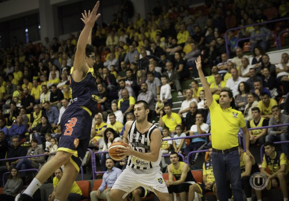 Isaiah Philmore și Karlo Zganec, incluși în cvintetul ideal al etapei a patra din FIBA Europe Cup