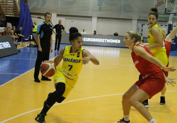 România se impune în partida cu Danemarca din calificările EuroBasket 2021