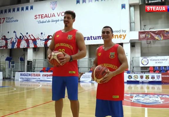 Marian Drăgulescu și Alin Firfirică noile achiziții pentru CSA Steaua. Video