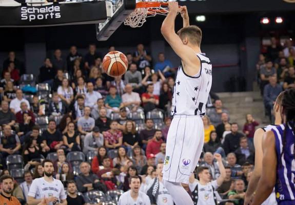 Donatas Tarolis, în topul celor mai spectaculoase faze din FIBA Europe Cup. Video