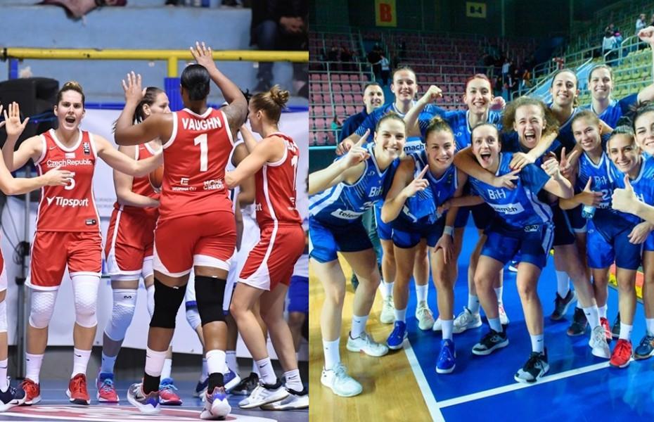 Cehia s-a impus în Italia în celălalt meci din grupa României în calificările la Women's Eurobasket 2021