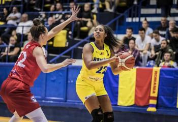 Ashley Walker face parte din cel mai bun 5 al primei etape din calificările la Women's Eurobasket 2021