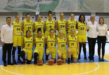 România întâlnește Cehia în deplasare în a doua etapă din calificările la Women's Eurobasket 2021