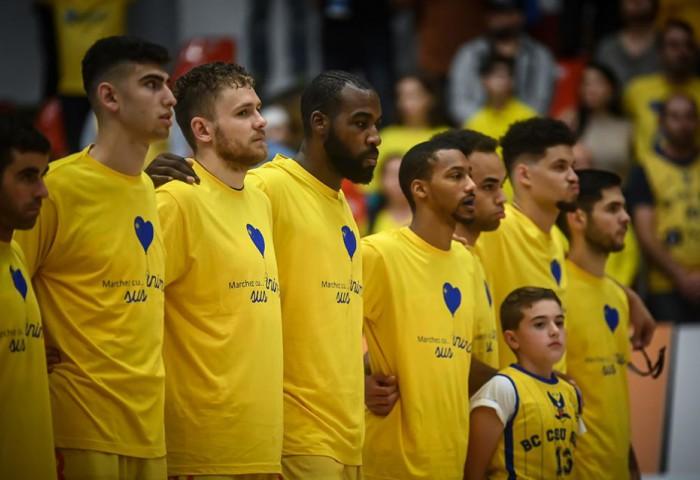 BC CSU Sibiu, victorie categorică în fața lui BCM U Pitești
