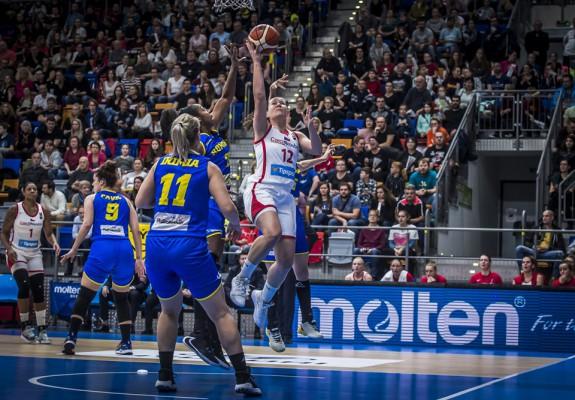 România pierde dramatic  în Cehia în etapa a 2-a din calificările la Women's Eurobasket 2021