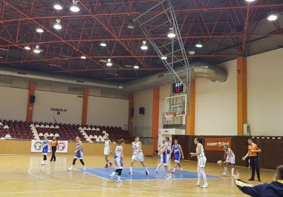 Rapid București și CSM Alexandria deschid etapa a 7-a din grupa Est a LNBF