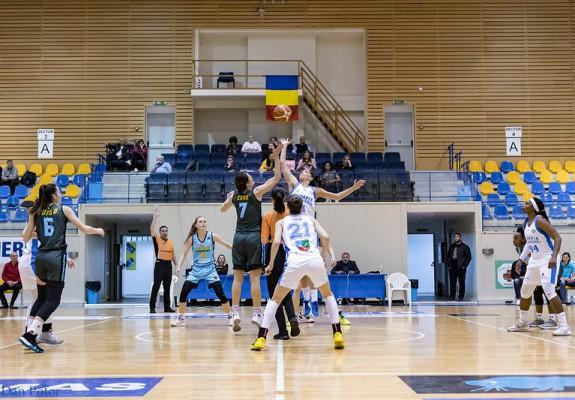 Olimpia CSU Brașov și Phoenix Știința Constanța se întâlnesc în etapa a 7-a a grupei Est din LNBF
