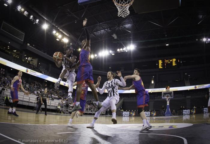 U-BT Cluj-Napoca caută a 7-a victorie consecutivă în campionat, pe terenul Stelei București