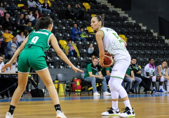 Jovana Pasic, coșghetera lui Sepsi în victoria cu Agronomia, la primul său joc în acest campionat