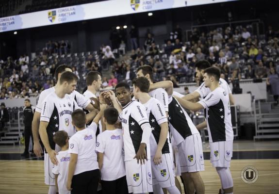 U-BT Cluj-Napoca se impune la scor pe terenul lui CSA Steaua București