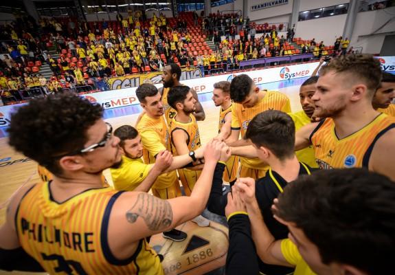 BC CSU Sibiu învinge pe SCM Timișoara după prelungiri, după ce a avut și 15 puncte în față