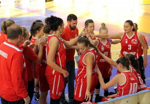 Sirius Târgu Mureș obține primul succes în grupa Vest la CSU Rookies Oradea, care rămâne fără victorie