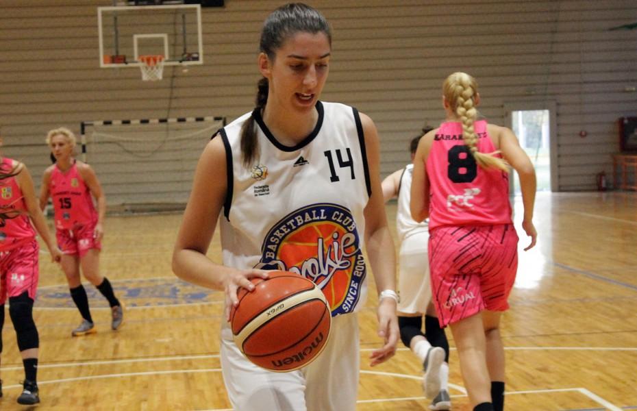 Teodora Saric a bifat primul său double-double în LNBF pentru CSU Rookies în înfrângerea cu Sirius