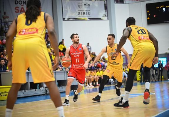 BC CSU Sibiu încheie parcursul în FIBA Europe Cup în Turcia