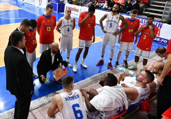 Steaua București câștigă la o diferență de 5 puncte meciul de acasă cu CSO Voluntari