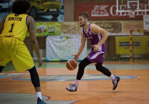 Justas Tamulis, season high la debutul în Cupa României alături de BCM U Pitești